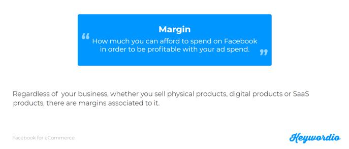 What is Margin.